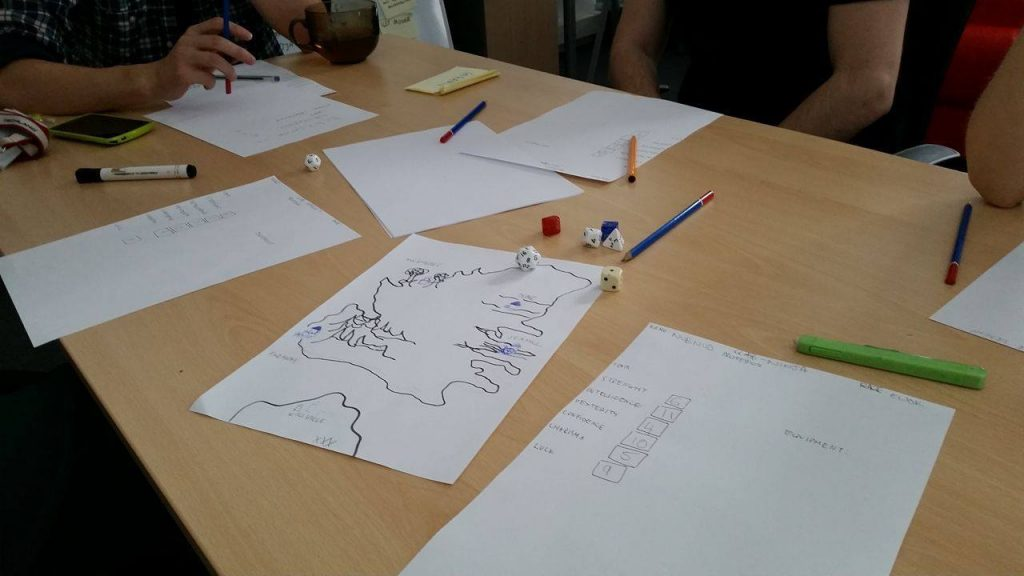 teaching english in poland game