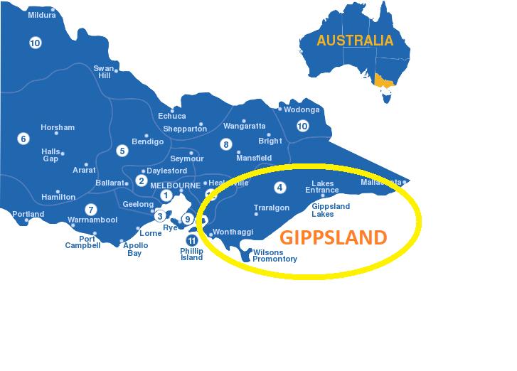 Australia Poland Gippsland