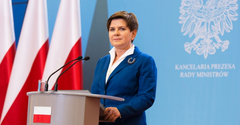polish women beata szydło