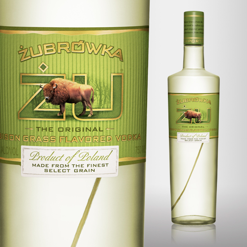 polish eagle zubrowka