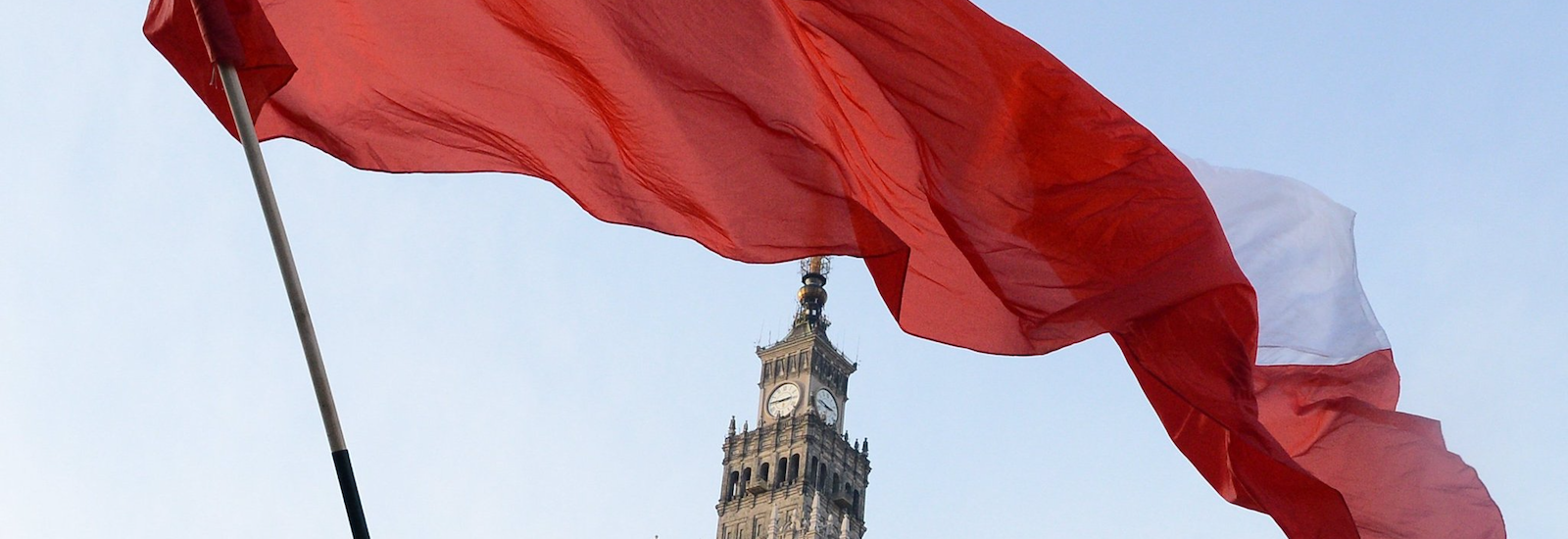 poland expats foreigners in poland flag