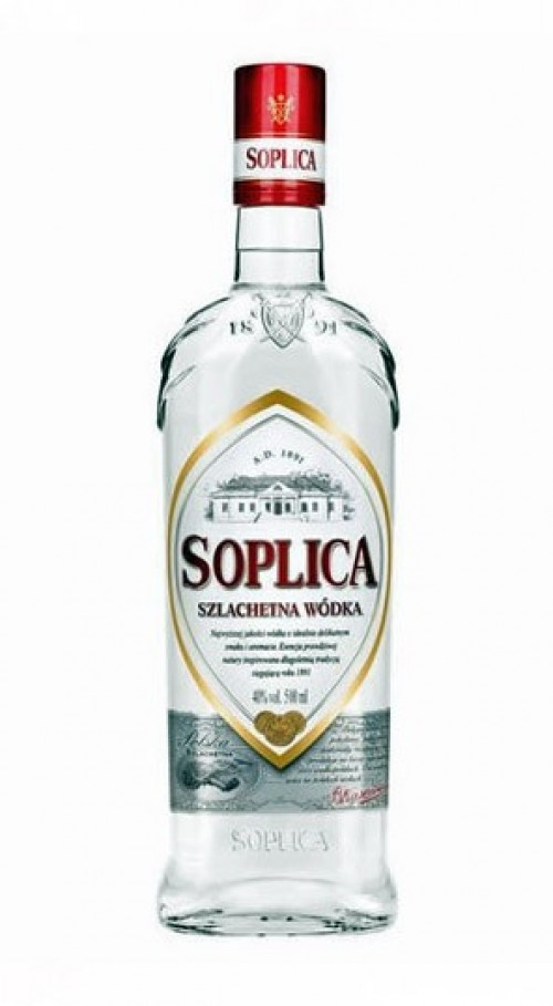 polish vodka stoplica