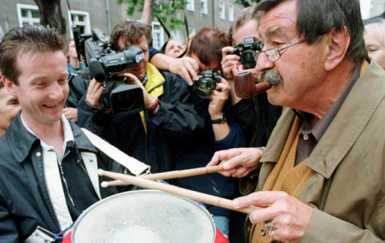 Günter Grass in Gdańsk