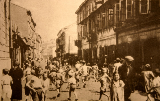 Krochmalna Street