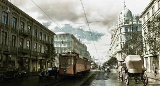 Warsaw 1930s