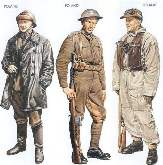 polish military in ww2