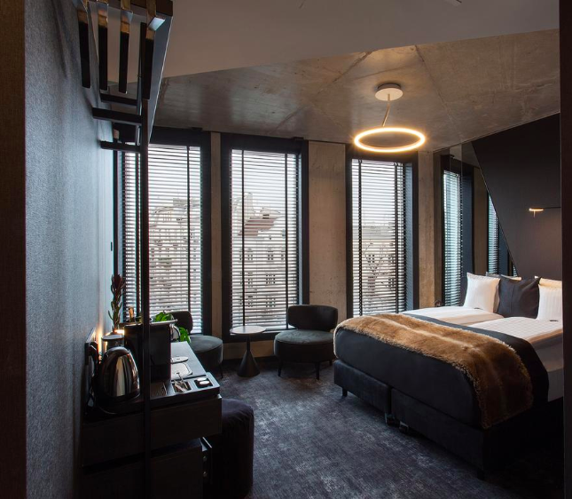 the loft hotel in krakow