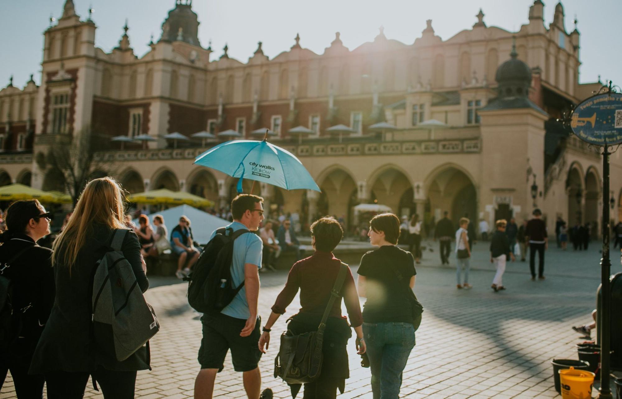 Krakow Old Town Free Walking Tour